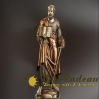 Святой Павел из серебра и золота цена 377 т.р.