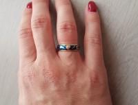 кольцо веллендорф на руке wellendorff