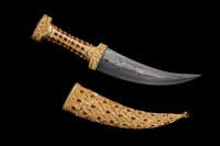 Где купить коллекционный нож в восточном стиле дорого