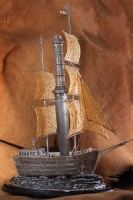 нож-корабль в наличии