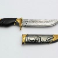 Нож Гиппопотам цена 400 тысяч рублей