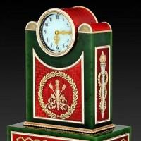 Кабинетные часы в стиле Фаберже