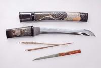 Где купить дорогие коллекционные ножи японских мастеров
