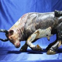 Фигура дорогого большого быка