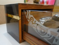 шкатулка для часов мужская