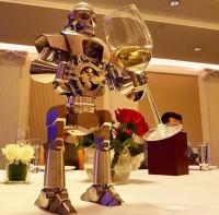 Купить часы-робот Balthazar