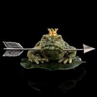 Сказочная царевна-лягушка в коллекционном исполнении