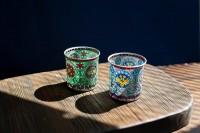 эксклюзивные стаканы для виски в мини-бар в майбах-мерседес