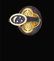 купить восточное золотое кольцо