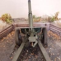 Миниатюрная стреляющая пушка