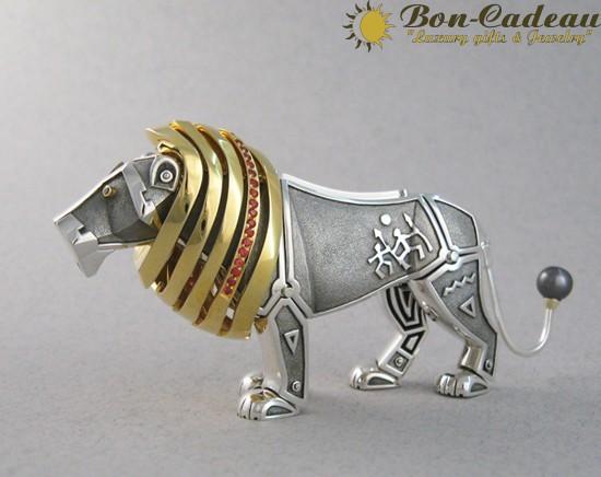 Подарок для львов мужчин 44