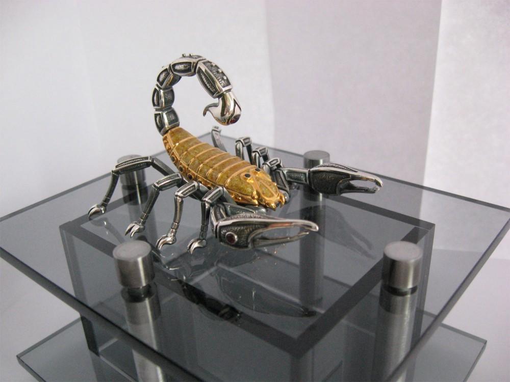Скорпион в подарок к чему это 925