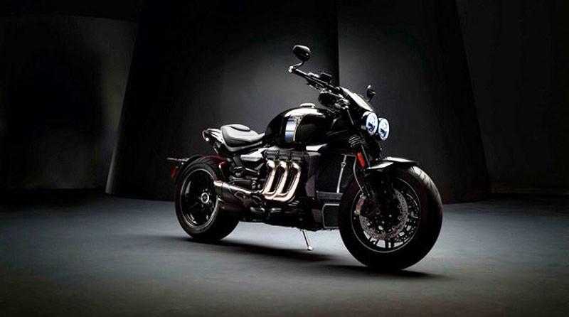 Мотоцикл рокет фото
