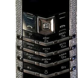 Успешный проект: телефон Vertu с 1100 бриллиантами за 4 дня