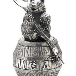 Столовое серебро — лучший подарок и доктор