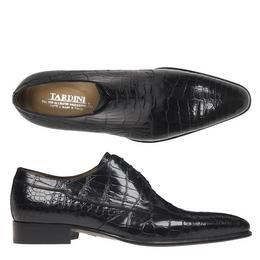Ботинки из крокодила Tardini
