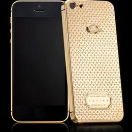 iPhone Caviar Penta Unico Sole
