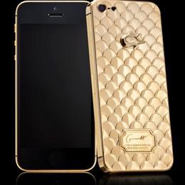 iPhone Caviar Penta Signore Oro