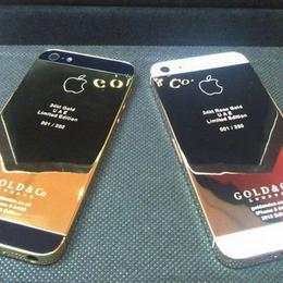 Миру представлен iPhone из чистого золота