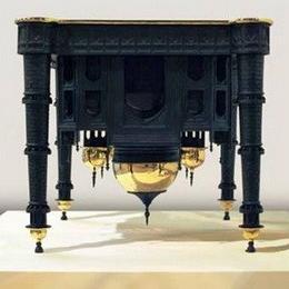 Журнальный стол Тадж-Махал