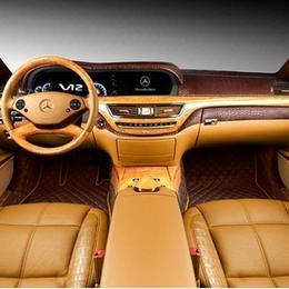 Элитный тюнинг за $700000 для Mercedes-Benz