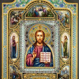 Домашняя икона «Спаситель»