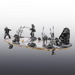 """Композиция """"Рыбаки"""""""