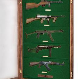 Миниатюрная коллекция автоматов (1:4)