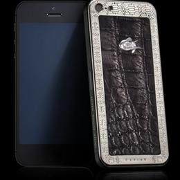 iPhone Caviar Lusso Alligatore