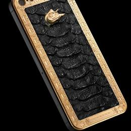 iPhone Caviar Unico Cobra