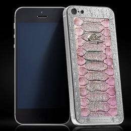 iPhone Anaconda Rosa