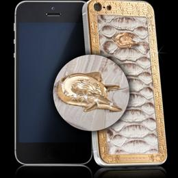 iPhone Signore Anaconda Diamante