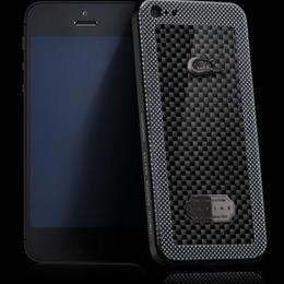 iPhone Caviar Titano Diabolo - встречайте титан и карбон!