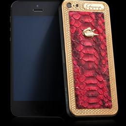 iPhone 5 Amore Scarlatto