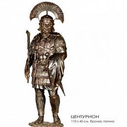 """Скульптура """"Римский воин"""""""