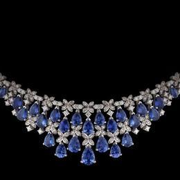 Самые дорогие колье и ожерелья