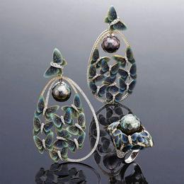 Эксклюзивные украшения с эмалью от Ильгиза Фазулзянова