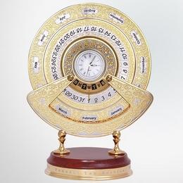 Часы с календарем
