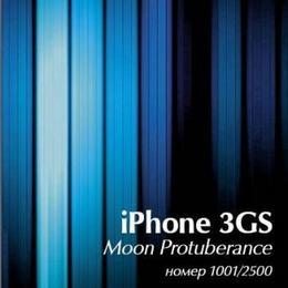 В Москве создан элитный тюнинг телефона iPhone Moon Protuberance