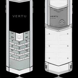 Vertu Signature S Ladies Mother of Pearl
