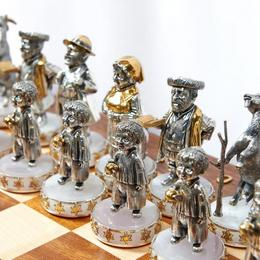 "Шахматы ""Украинцы и Евреи"""