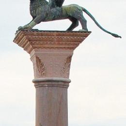 Бронзовый лев Святого Марка