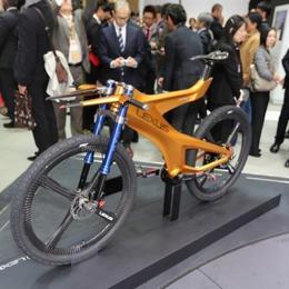 LEXUS представляет новую концепцию горного велосипеда