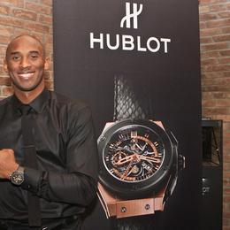Коуби Брайант представит часы Hublot King Power Black Mamba King Gold