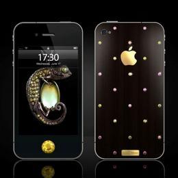 Технические преимущества инкрустации iPhone