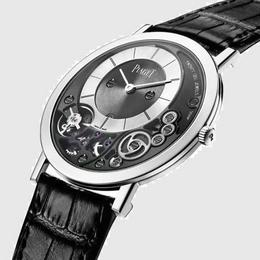 Piaget представляет Altiplano 900Р - самые тонкие механические часы в мире