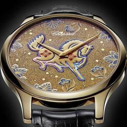 Часы Chopard Luc XP Urushi – специально к году Лошади