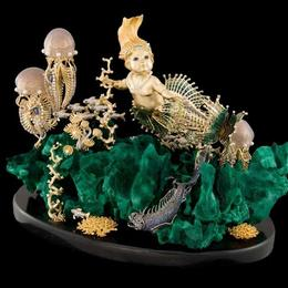 Композиция «Подводное царство»