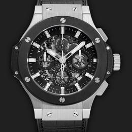 Hublot Aero Bang Steel Ceramic