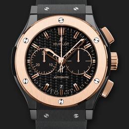 Hublot watch selector Ceramic King Gold